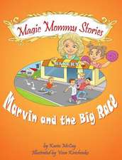 Marvin and the Big Race