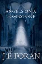 Angels on a Tombstone