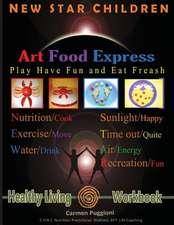 New Star Children Art Food Express