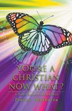 You're a Christian Now What?: A New Believer's Handbook