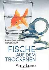 Fische Auf Dem Trockenen