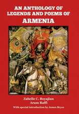 Anthology of Legends and Poems of Armenia