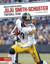 Juju Smith-Schuster: Football Star