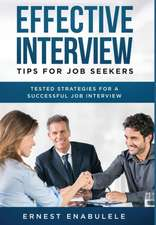 Effective Interview Tips for Job Seekers