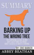 Summary of Barking up the Wrong Tree