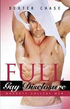 Full Gay Disclosure