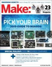 Make – Volume 68
