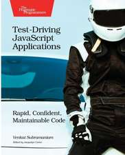Test–Driving JavaScript Applications
