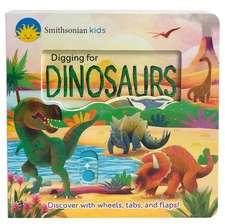 Smithsonian Kids Digging for Dinosaurs