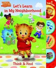 Daniel Tiger Let's Learn in My Neighborhood (Daniel Tiger)