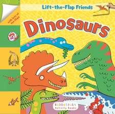 Lift-The-Flap Friends