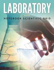 Laboratory Notebook Scientific Grid