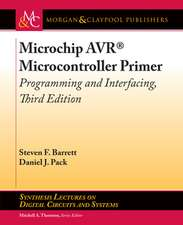 Microchip AVR(R) Microcontroller Primer: Programming and Interfacing, Third Edition