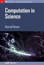 Computation in Science