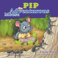Pip, the Adventurous Mouse