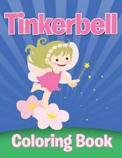 Tinkerbell Coloring Book