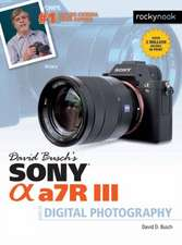 David Busch's Sony Alpha A7R III
