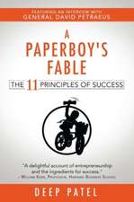 A Paperboy's Fable:  The 11 Principles of Success