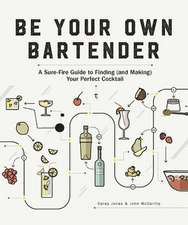 Be Your Own Bartender – A Surefire Guide to Finding (and Making) Your Perfect Cocktail