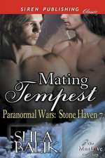 Mating Tempest [Paranormal Wars