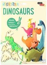 IncrediBuilds Jr.: Stackables: Dinosaurs