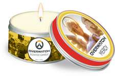 Overwatch: Mercy Scented Candle