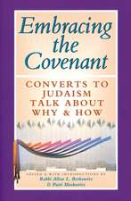 Embracing the Covenant