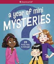 A Year of Mini Mysteries: 29 Tricky Tales to Untangle