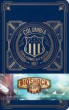 Bioshock Infinite Hardcover Ruled Journal