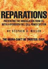 Reparations: Preventing the Annihilation from co2 with a Hydrogen Fuel Cell Power System