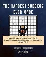 The Hardest Sudokos Ever Made #5