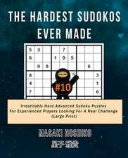 The Hardest Sudokos Ever Made #10
