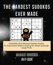 The Hardest Sudokos Ever Made #15