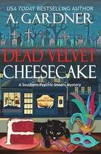 Dead Velvet Cheesecake