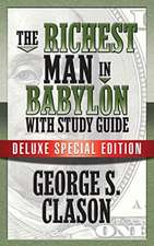 Richest Man In Babylon with Study Guide