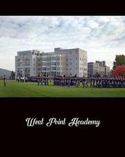 Bullet Journal: West Point Academy: 140 Page 8 X10 Dot Grid Journal Notebook Diary
