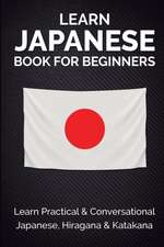 Learn Japanese Book For Beginners