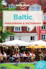 Lonely Planet Baltic Phrasebook:  Fresh, Homemade Foods for a Healthy Start