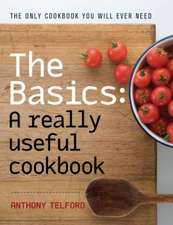 The Basics:  A Really Useful Cookbook
