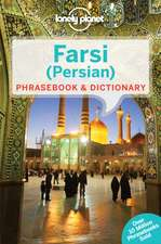 Lonely Planet Farsi (Persian) Phrasebook & Dictionary:  Thinking Differently about Business