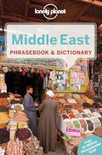 Lonely Planet Middle East Phrasebook & Dictionary:  Thinking Differently about Business