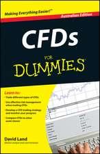 CFDs For Dummies: Australian Edition