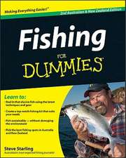 Fishing for Dummies, Australian & New Zealand Edition