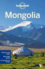 Lonely Planet Mongolia:  A Visual Exploration of Travel Facts, Figures and Ephemera