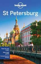 Lonely Planet St Petersburg:  A Visual Guide to Travel and the World