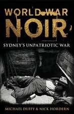 World War Noir