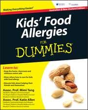 Kids′ Food Allergies for Dummies