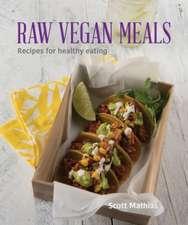 Raw Vegan Meals