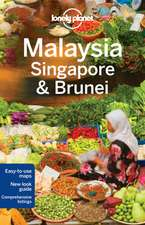 Lonely Planet Malaysia, Singapore & Brunei:  101 Skills & Experiences to Discover on Your Travels