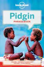 Lonely Planet Pidgin Phrasebook & Dictionary:  101 Skills & Experiences to Discover on Your Travels